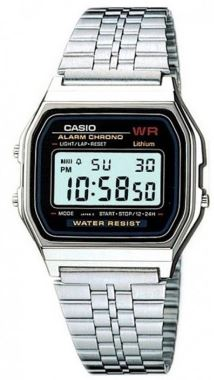 Casio-RETRO-A159W-N1DF-Kol Saati