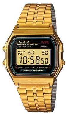 Casio-RETRO-A159WGEA-1DF-Kol Saati