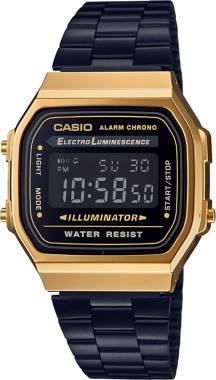 Casio-RETRO-A168WEGB-1BDF-Kol Saati
