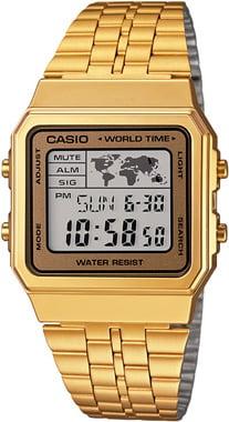 Casio-RETRO-A500WGA-9DF-Kol Saati