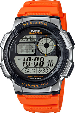 Casio-STANDART-AE-1000W-4BVDF-Kol Saati