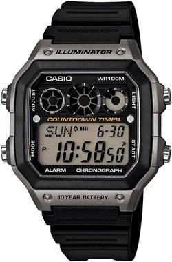 Casio-STANDART-AE-1300WH-8AVDF-Kol Saati
