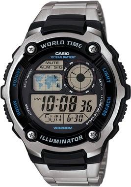 Casio-STANDART-AE-2100WD-1AVDF-Kol Saati