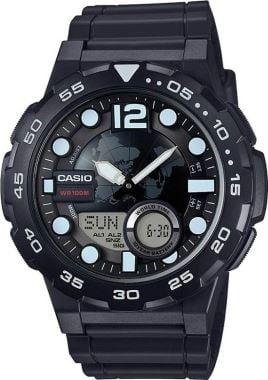 Casio-STANDART-AEQ-100W-1AVDF-Kol Saati