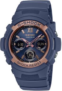 Casio-G-SHOCK-AWR-M100SNR-2ADR-Kol Saati