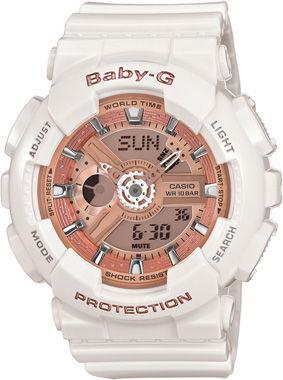 Casio-BABY-G-BA-110-7A1DR-Kol Saati