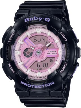 Casio-BABY-G-BA-110PL-1ADR-Kol Saati