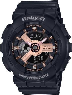 Casio-BABY-G-BA-110RG-1ADR-Kol Saati