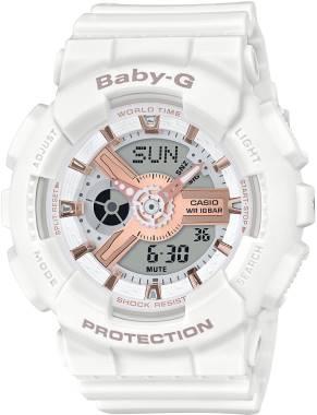 Casio-BABY-G-BA-110RG-7ADR-Kol Saati