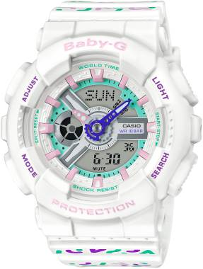 Casio-BABY-G-BA-110TH-7ADR-Kol Saati