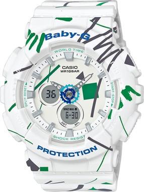 Casio-BABY-G-BA-120SC-7ADR-Kol Saati