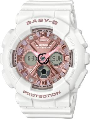 Casio-BABY-G-BA-130-7A1DR-Kol Saati