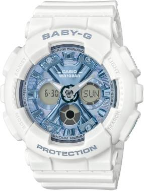 Casio-BABY-G-BA-130-7A2DR-Kol Saati
