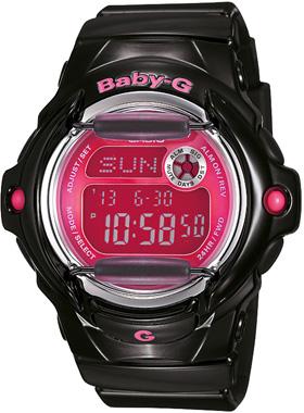 Casio-BABY-G-BG-169R-1BDR-Kol Saati
