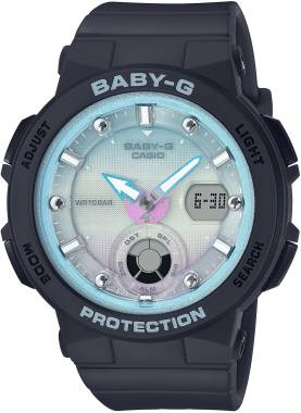 Casio-BABY-G-BGA-250-1A2DR-Kol Saati
