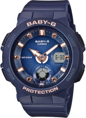 Casio-BABY-G-BGA-250-2A2DR-Kol Saati