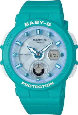 Casio-BABY-G-BGA-250-2ADR-Kol Saati