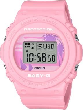 Casio-BABY-G-BGD-570BC-4DR-Kol Saati