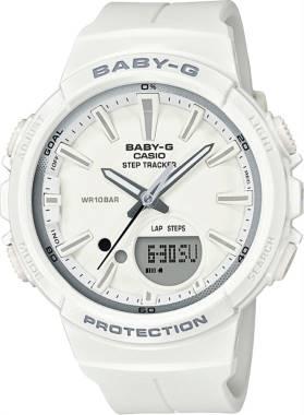 BABY-G-G-SQUAD-BGS-100SC-7ADR-Kol Saati