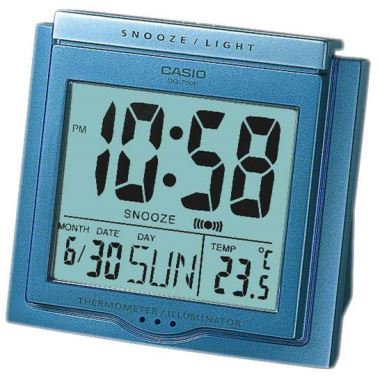 CLOCK-MASA SAATİ-DQ-750F-2DF-Masa Saati