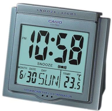 CLOCK-MASA SAATİ-DQ-750F-8DF-Masa Saati