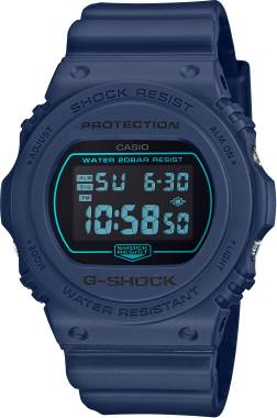 Casio-G-SHOCK-DW-5700BBM-2DR-Kol Saati