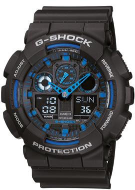 Casio-G-SHOCK-GA-100-1A2DR-Kol Saati