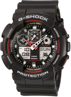 Casio-G-SHOCK-GA-100-1A4DR-Kol Saati