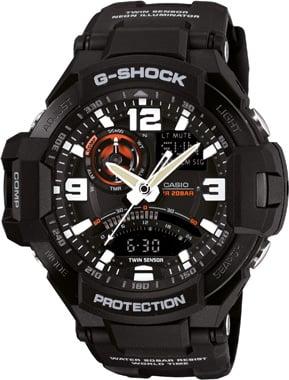 G-SHOCK-MASTER OF G-GA-1000-1ADR-Kol Saati