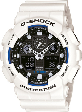 Casio-G-SHOCK-GA-100B-7ADR-Kol Saati