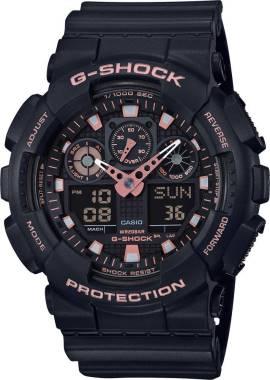 Casio-G-SHOCK-GA-100GBX-1A4DR-Kol Saati