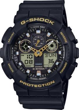 Casio-G-SHOCK-GA-100GBX-1A9DR-Kol Saati