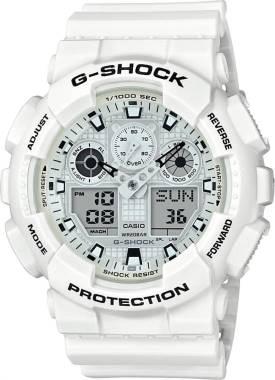 Casio-G-SHOCK-GA-100MW-7ADR-Kol Saati
