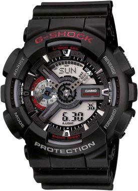 Casio-G-SHOCK-GA-110-1ADR-Kol Saati