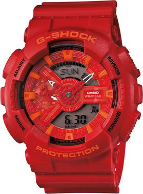 Casio-G-SHOCK-GA-110AC-4ADR-Kol Saati