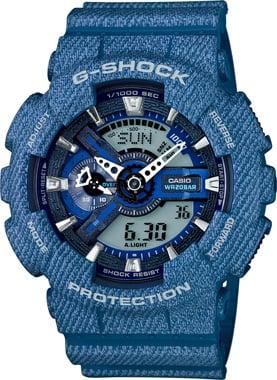 Casio-G-SHOCK-GA-110DC-2ADR-Kol Saati