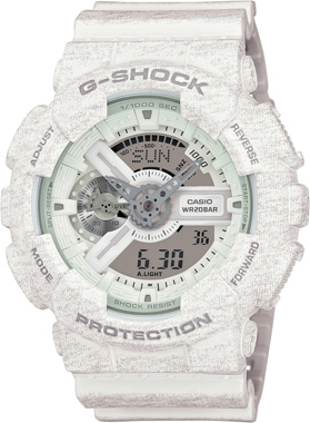 Casio-G-SHOCK-GA-110HT-7ADR-Kol Saati