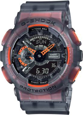 Casio-G-SHOCK-GA-110LS-1ADR-Kol Saati