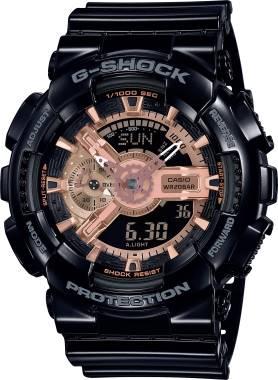 Casio-G-SHOCK-GA-110MMC-1ADR-Kol Saati