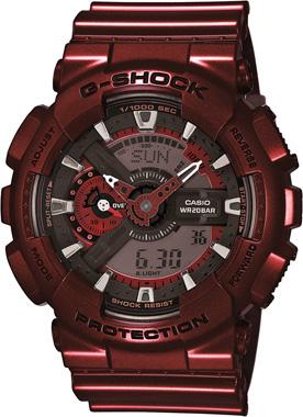 Casio-G-SHOCK-GA-110NM-4ADR-Kol Saati
