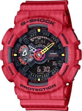 Casio-G-SHOCK-GA-110SGH-4ADR-Kol Saati