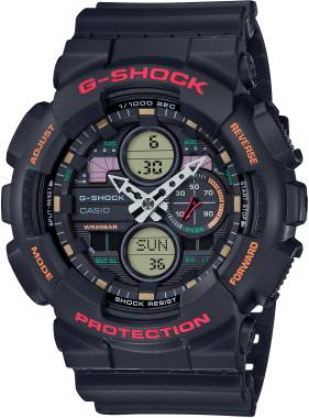 Casio-G-SHOCK-GA-140-1A4DR-Kol Saati