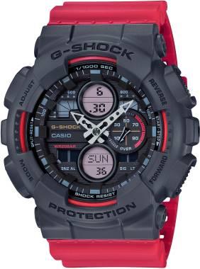 Casio-G-SHOCK-GA-140-4ADR-Kol Saati