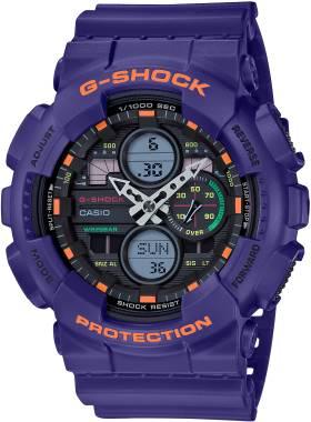 Casio-G-SHOCK-GA-140-6ADR-Kol Saati