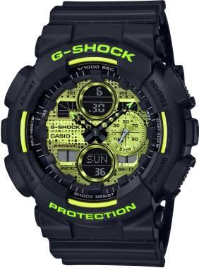 Casio-G-SHOCK-GA-140DC-1ADR-Kol Saati
