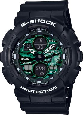 Casio-G-SHOCK-GA-140MG-1ADR-Kol Saati