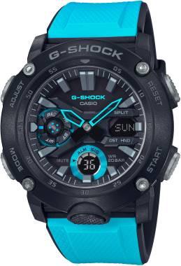 G-SHOCK-CARBON-GA-2000-1A2DR-Kol Saati