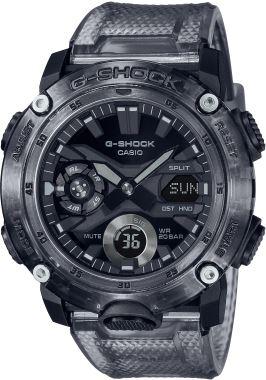 G-SHOCK-CARBON-GA-2000SKE-8ADR-Kol Saati