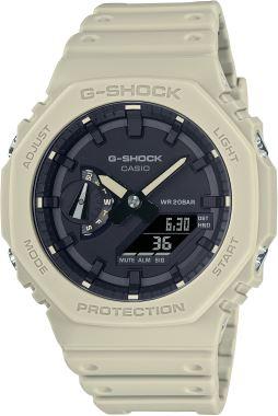 G-SHOCK-CARBON-GA-2100-5ADR-Kol Saati