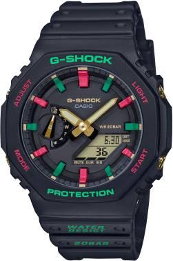 G-SHOCK-CARBON-GA-2100TH-1ADR-Kol Saati